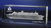 3D Modell Queen Mary 2